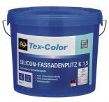 Tex-Color Fassadenputz Silicon TC4107 - 25 Kg
