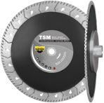 Samedia Diamand-Trenn-/Schruppscheibe TSM 125 x M14
