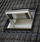 Velux Rauch und Wärmeabzugsfenster - Holz - Fensterblech Aluminium, Typ: GGL MK04 SD00402