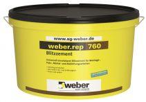 weber.rep 760 Blitzzement