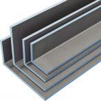 Wedi Bauplattensysteme WGE Mensolo-L 2500x150 mm