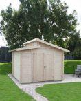 Wolff Finnhaus Gartenhaus Bornholm 40-A - 270x220 cm