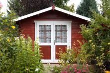 Wolff Finnhaus Gartenhaus Bibertal 28-B - 320x260 cm