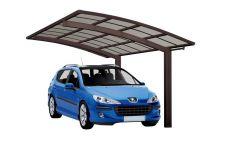 Ximax Aluminium Carport Portoforte Typ 60