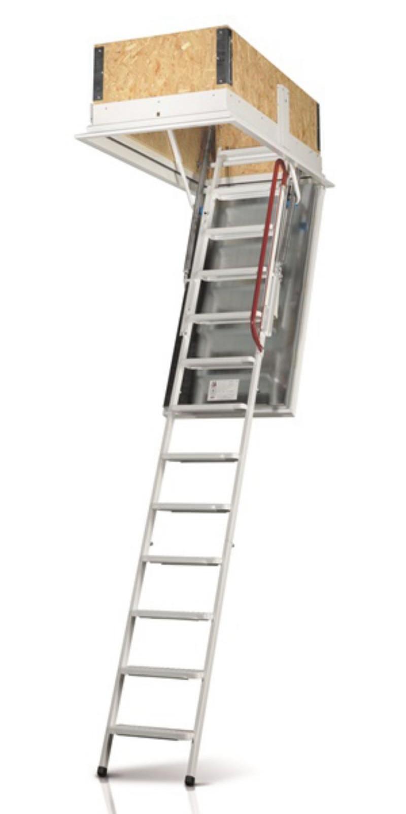 Dachbodentreppe Elektrisch