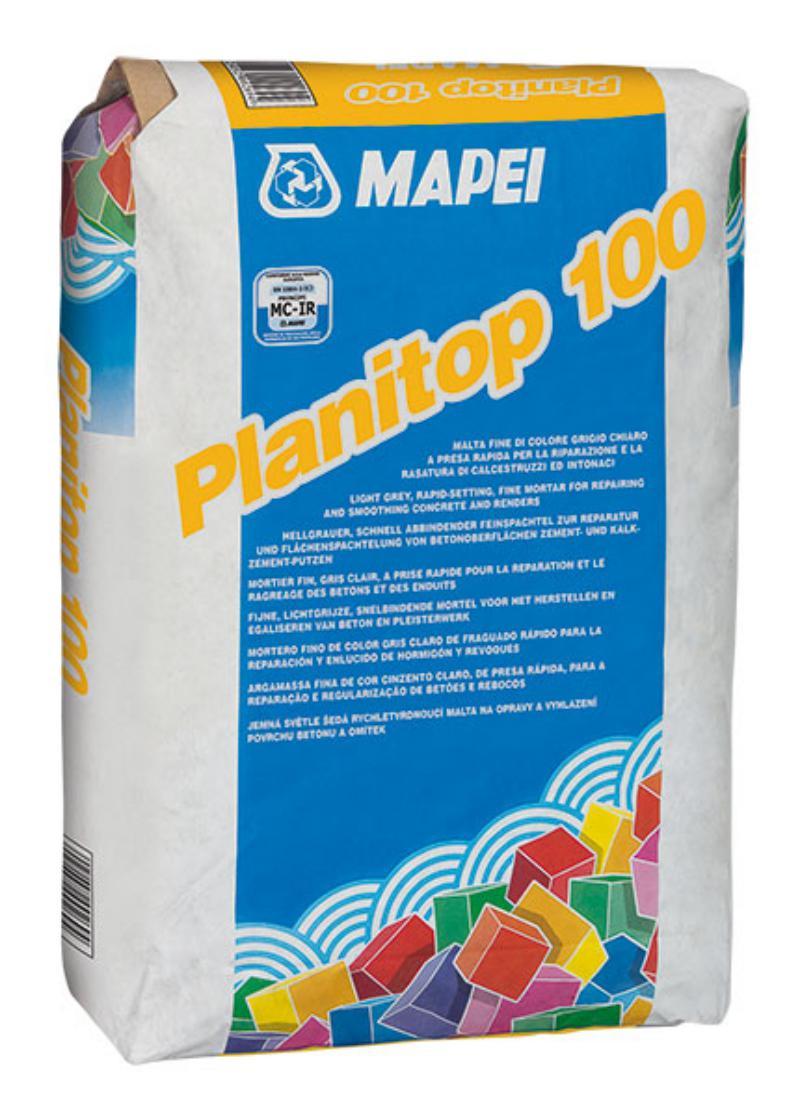 mapei planitop 100 feinspachtelmasse schnell | 25 kg (8022452002694)