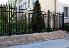 Sehr Zaun & Mauersysteme bei BAUSTOFFSHOP.DE QR89